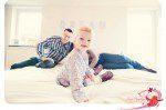 Futures parents / En attendant un petit frère… Séance photo grossesse à domicile