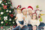 Merry Christmas – Le studio Noël a commencé…
