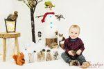 Joyeux Noël – Votre séance photo dans un décor d'hiver pour vos cartes de voeux
