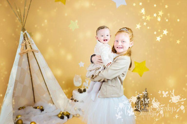 Studio Photo Famille, Studio Noël, Photo de fête, photo de Noël, Photographe Famille, Enfant, bébés, Futures mamans, Petite Snorkys, Liege, Esneux