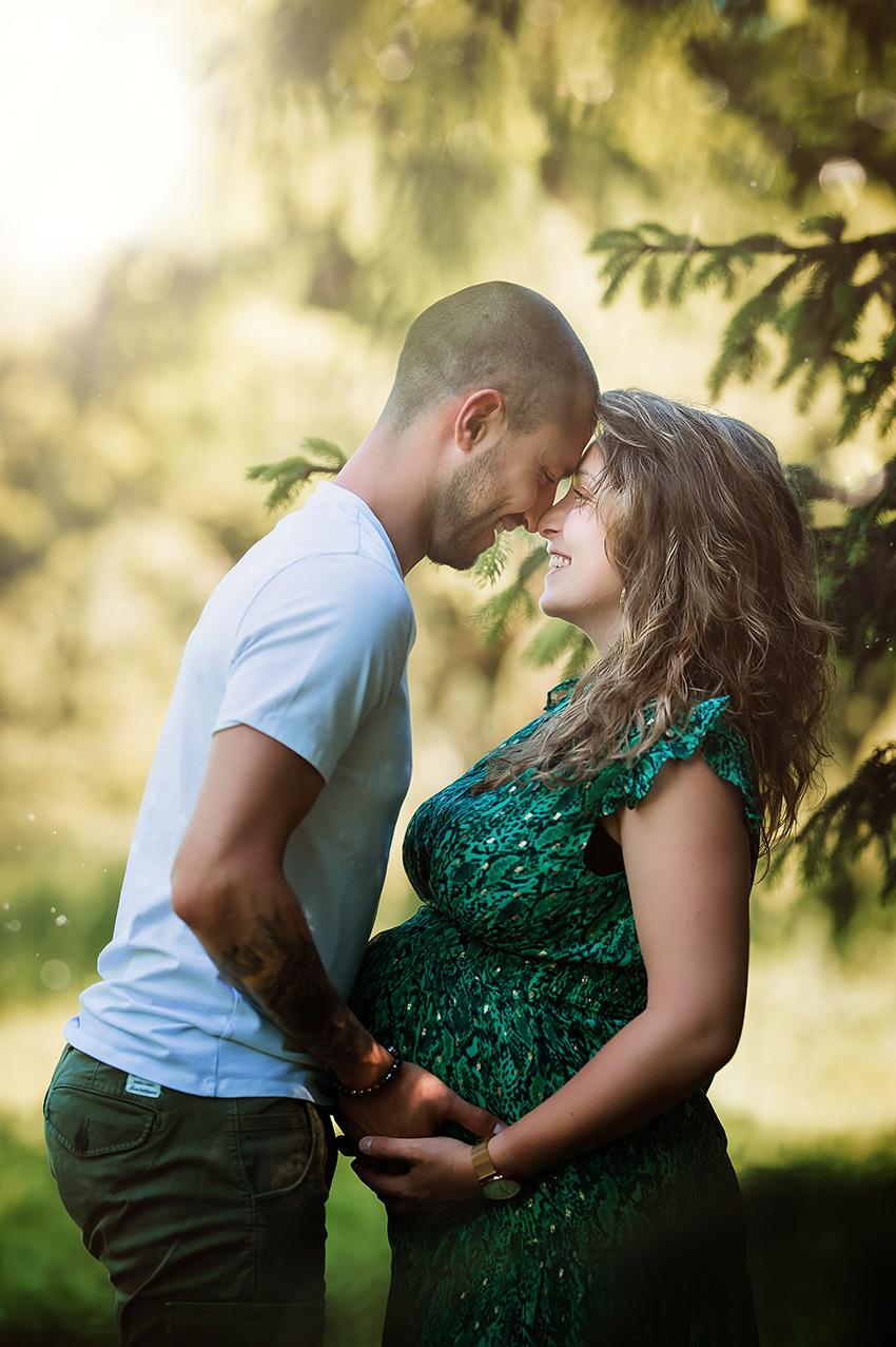 Shooting photo futurs parents avec Petite Snorkys Photography