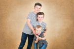 Des souvenirs précieux en Famille – Séance photo studio à Esneux