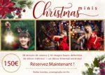 Décor Noël dévoilé, plus qu'à réserver votre séance !